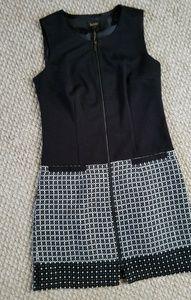 Laundry by Shelli Segal LA Sleeveless Zipper Dress